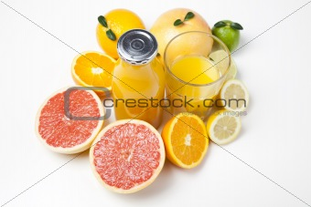 Juice fruits