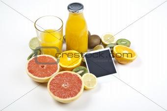 Frame fruits