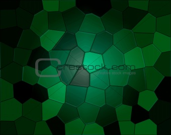 green reptile background