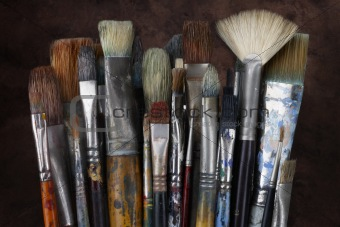 Artist's still life