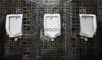 Antique urinal