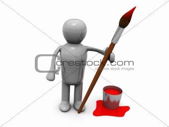 3d painter