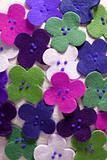flowers fabric pop colors wallpaper