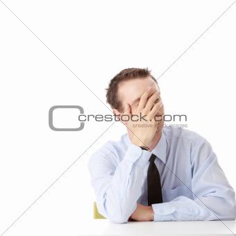 Business depression