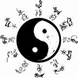Yin Yang Zodiac