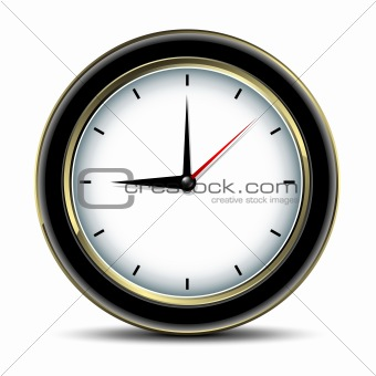 clocks detailed icon