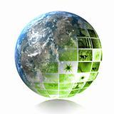 Green Futuristic Technology