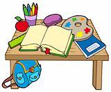 School table 2