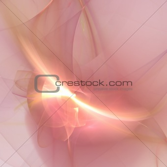 Abstract background. Yellow - pink palette.