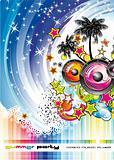Exotic Music Disco Event