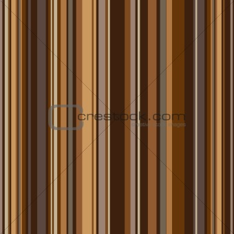 brown stripe retro