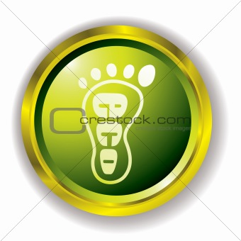 eco foot icon