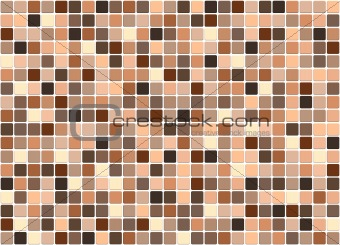 Tiled beige background
