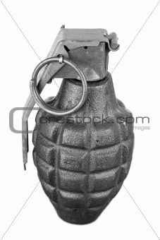 Grenade Isolated