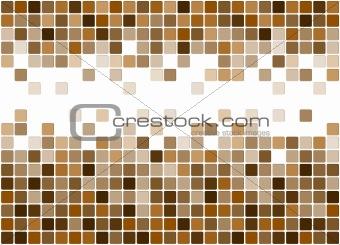Tiled beige background
