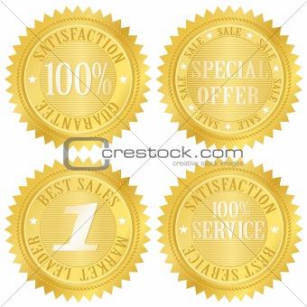 Guarantee golden label