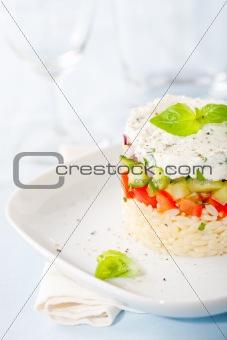 Fresh appetizer