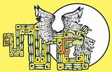 Color Mayan Kukulcan Image