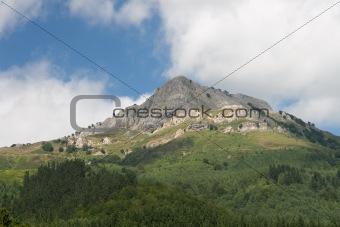 Natural park of Gorbeia