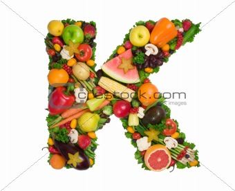 Alphabet Of Health - K