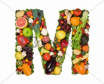 Alphabet Of Health - M
