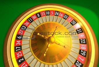 Golden roulette