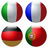 world-cup flags
