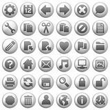 Aluminum icons
