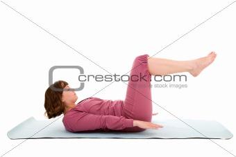 Abdominal exercises