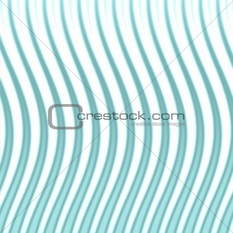 Wavy Blue Lines