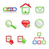 web icons (VECTOR)
