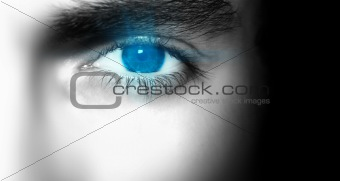 Blue Eye