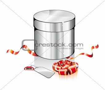Circular Gift Box
