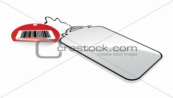 Promotional Sales Tag