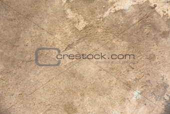Cement covering
