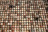 Rooftop detail - Dubrovnik