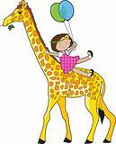 Natalie's Giraffe