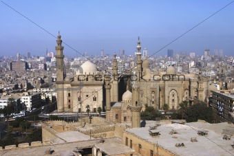 Cairo Egypt overview