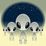 Greys - UFO - Alien