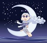 Fairy moon