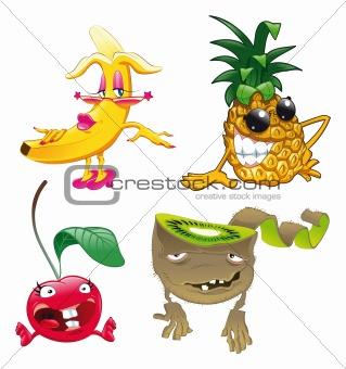Family of fruit
