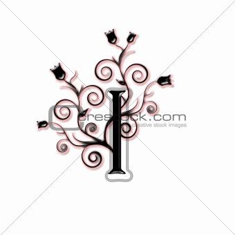Capital letter I