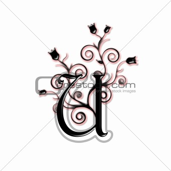 Capital letter U