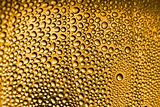 cold beer texture