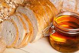 Honey and breakfast