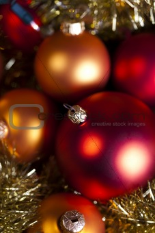 Baubles & Christmas day