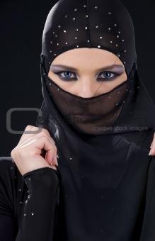 Female Ninja Makeup
