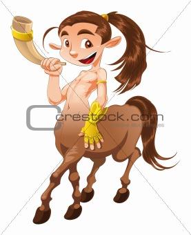 Baby Centaur