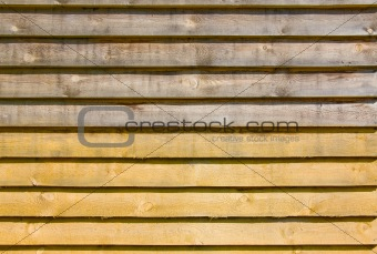 Old wooden plank background of two colour