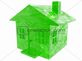 Green Glass House